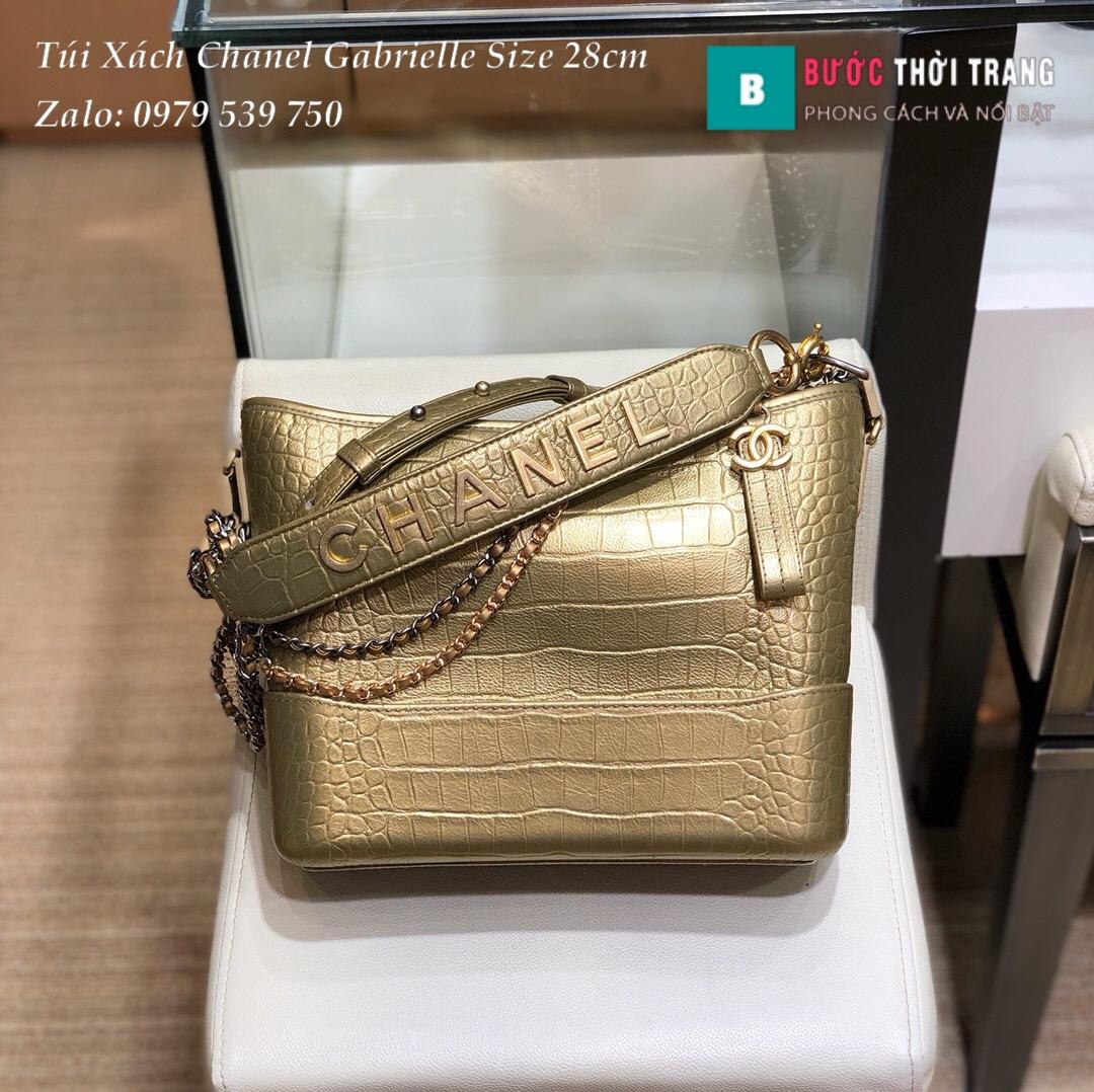 Túi Xách Chanel Gabrielle Siêu Cấp size 28cm (10)