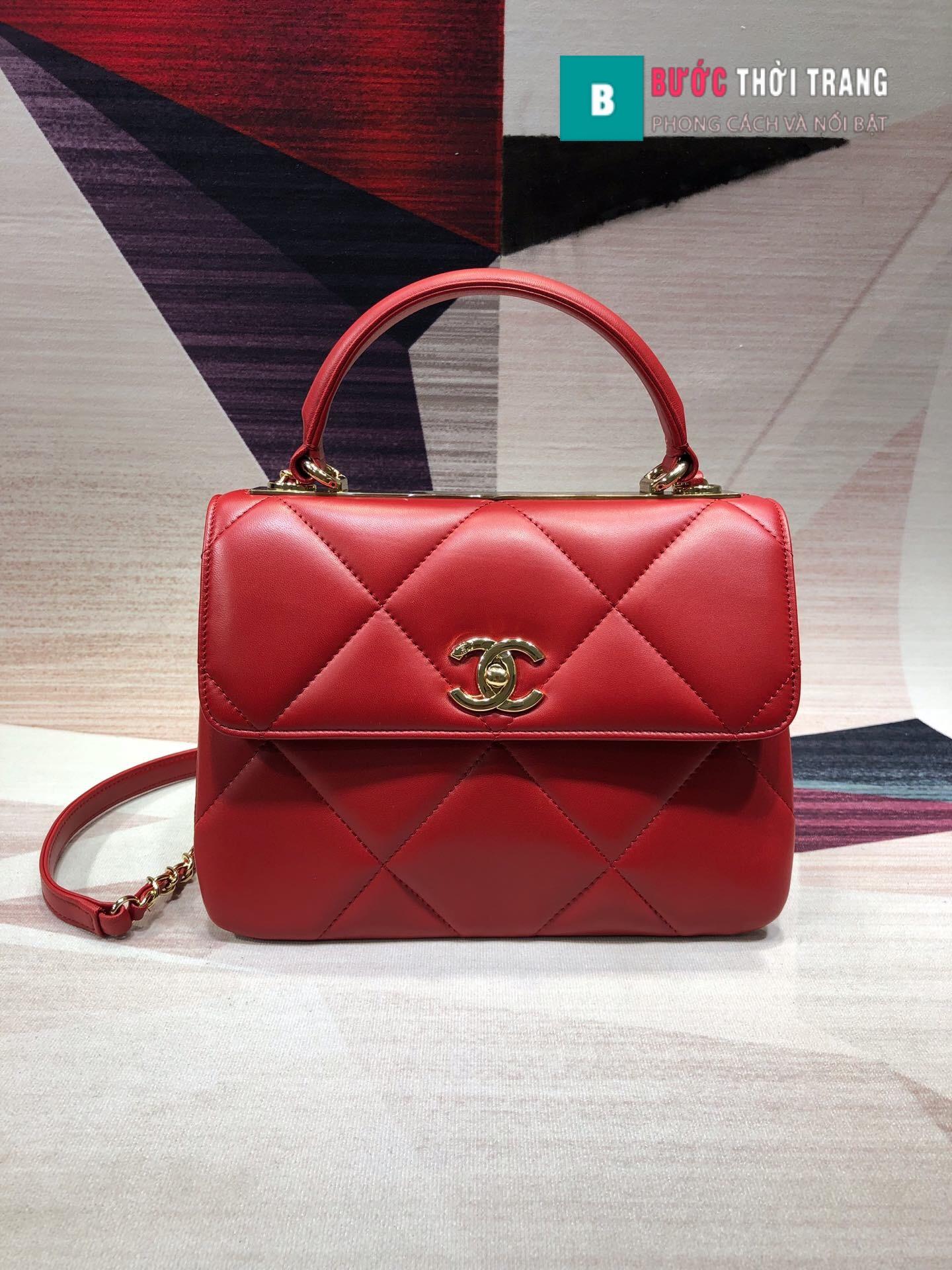 Túi Xách Chanel Trendy CC siêu cấp size 25cm (1)