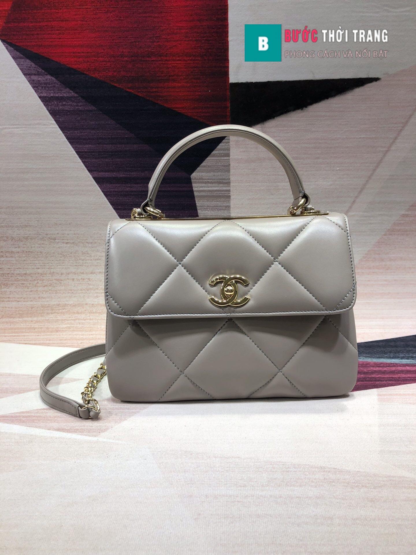 Túi Xách Chanel Trendy CC siêu cấp size 25cm (27)