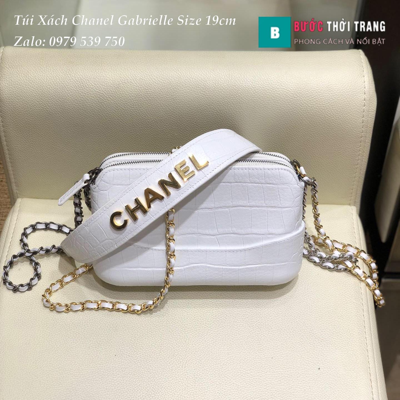 Túi Xách Chenal Gabrielle mini siêu cấp size 19cm (19)