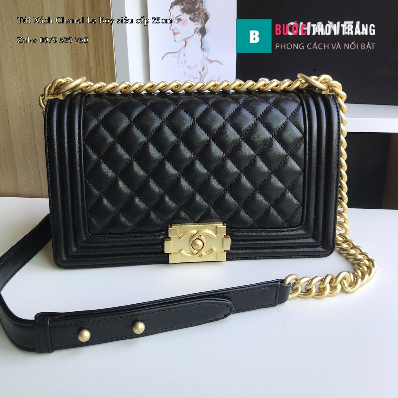 Túi xách Chanel Boy size 20 - Xưởng BT