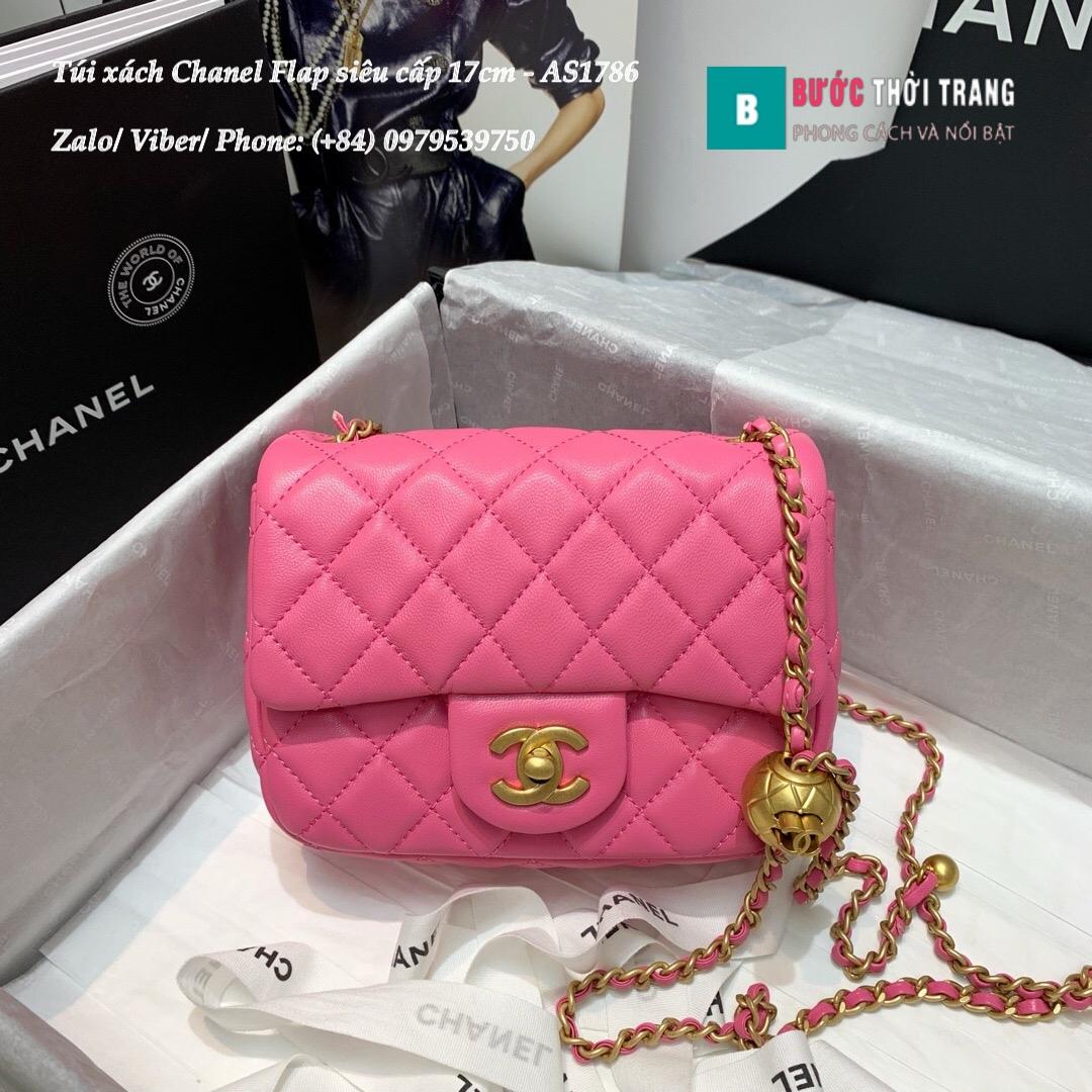 Túi xách Chanel Flap Bag siêu cấp size 17cm – AS1786 (1)