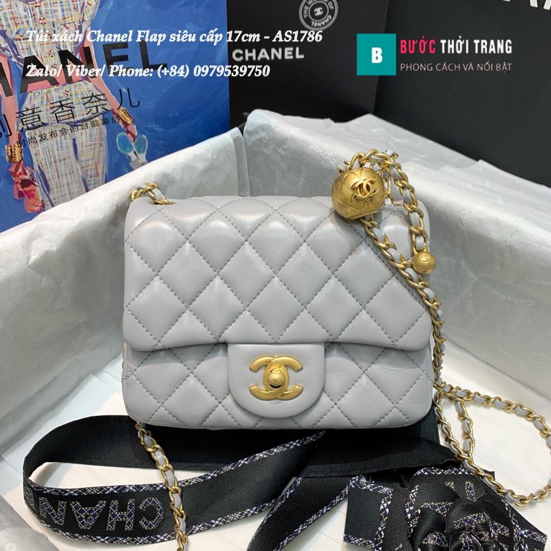 Túi xách Chanel Flap Bag siêu cấp size 17cm – AS1786 (10)