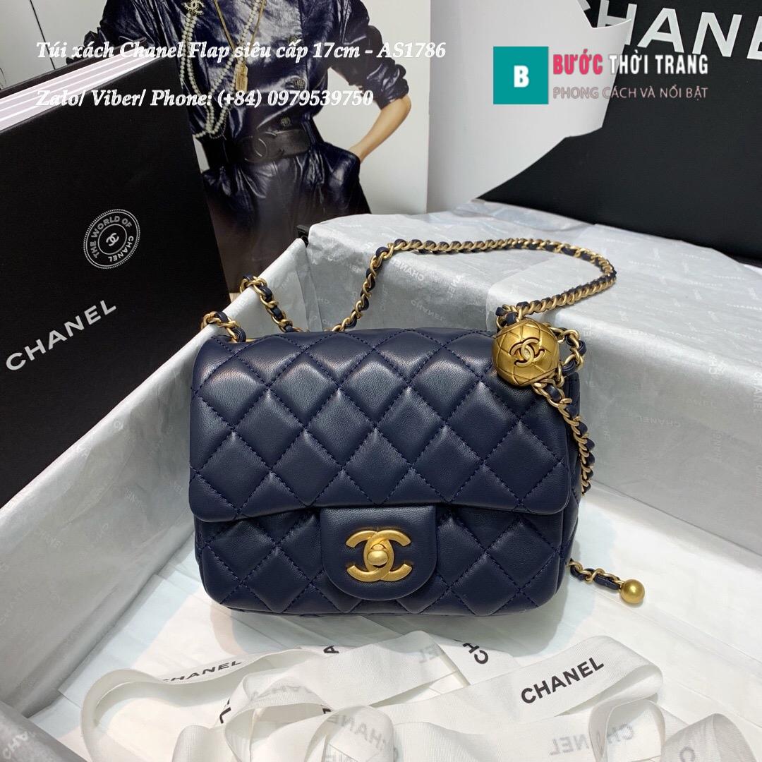 Túi xách Chanel Flap Bag siêu cấp size 17cm – AS1786 (37)